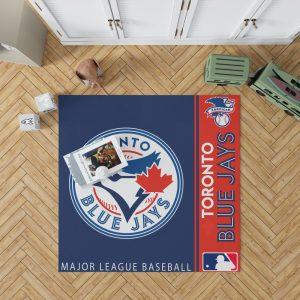 Toronto Blue Jays MLB Baseball American League Floor Carpet Rug Mat 1