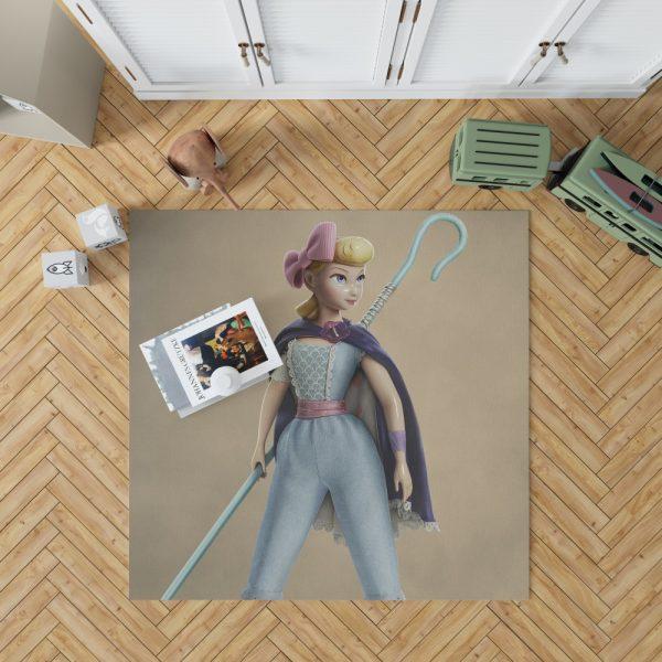 Toy Story 4 Movie Bo Peep Bedroom Living Room Floor Carpet Rug 1