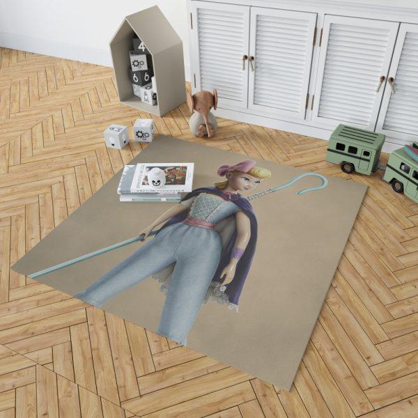 Toy Story 4 Movie Bo Peep Bedroom Living Room Floor Carpet Rug 2