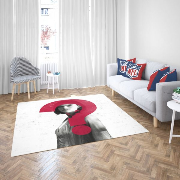 Truth Or Dare Lucy Hale Movie Bedroom Living Room Floor Carpet Rug 3