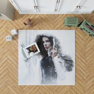 Underworld Blood Wars Fantasy Action Movie Kate Beckinsale Selene Bedroom Living Room Floor Carpet Rug 1