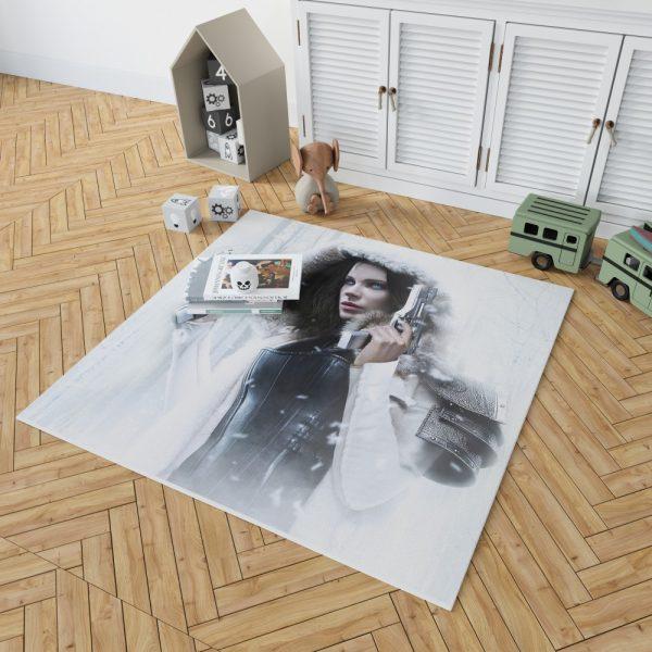 Underworld Blood Wars Fantasy Action Movie Kate Beckinsale Selene Bedroom Living Room Floor Carpet Rug 2