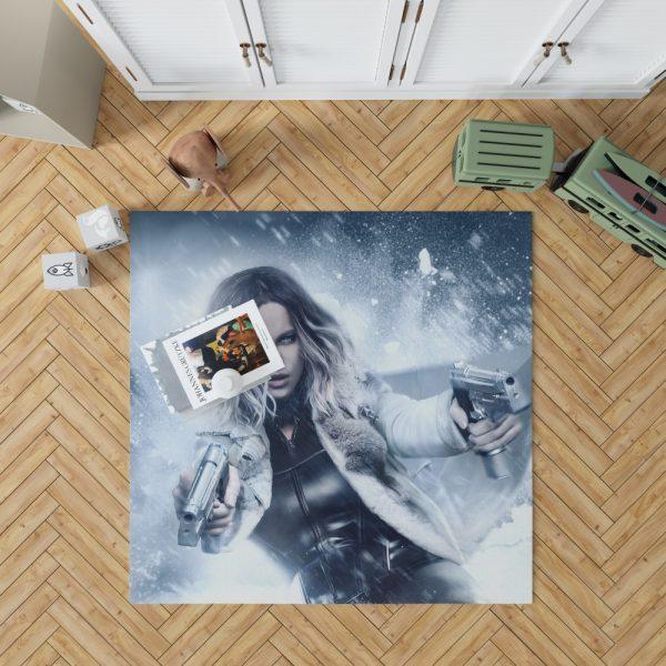 Underworld Blood Wars Movie Kate Beckinsale Selene Bedroom Living Room Floor Carpet Rug 1