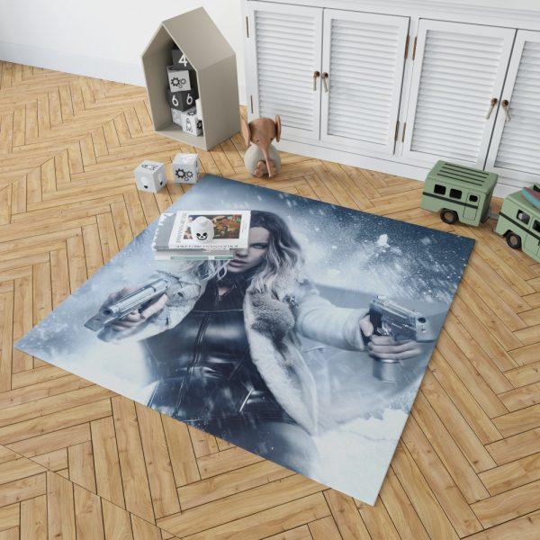Underworld Blood Wars Movie Kate Beckinsale Selene Bedroom Living Room Floor Carpet Rug 2