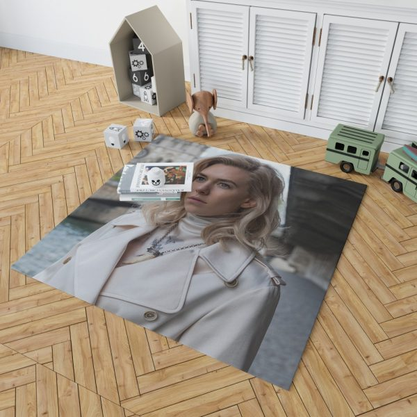 Vanessa Kirby in Mission Impossible Fallout Movie Bedroom Living Room Floor Carpet Rug 2