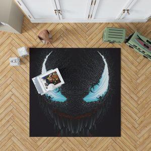 Venom Movie Riot Marvel Comics Bedroom Living Room Floor Carpet Rug 1