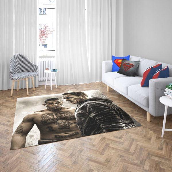 We Die Young Movie Jean‑Claude Van Damme Bedroom Living Room Floor Carpet Rug 2 1