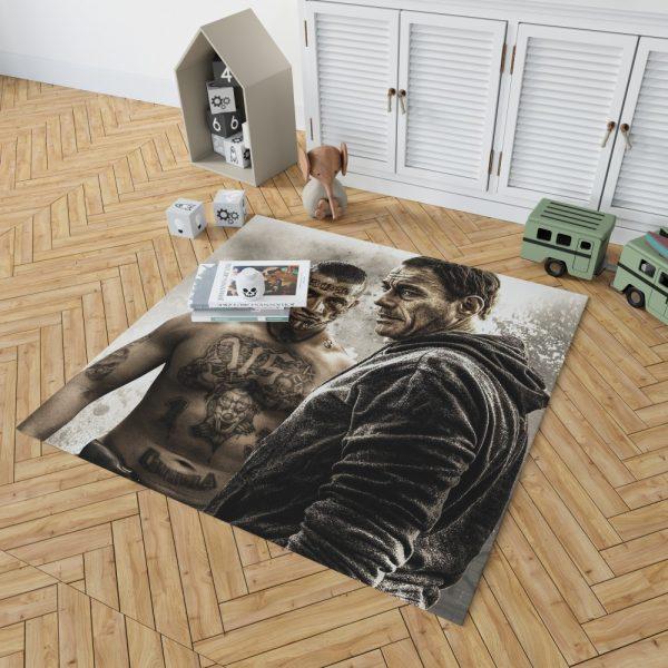 We Die Young Movie Jean‑Claude Van Damme Bedroom Living Room Floor Carpet Rug 2