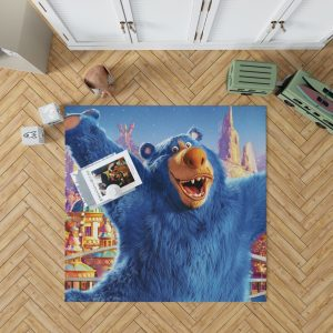 Wonder Park Movie Bedroom Living Room Floor Carpet Rug 1