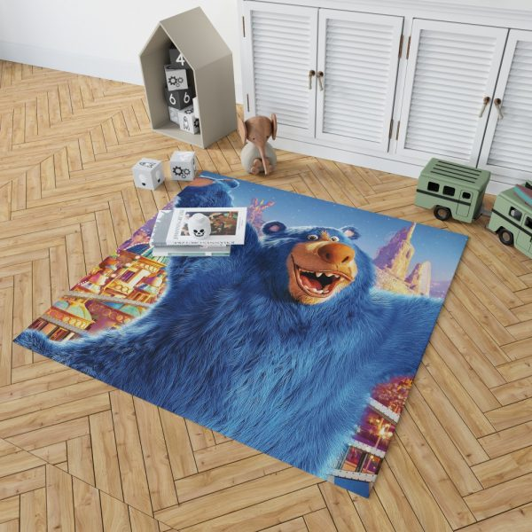 Wonder Park Movie Bedroom Living Room Floor Carpet Rug 2