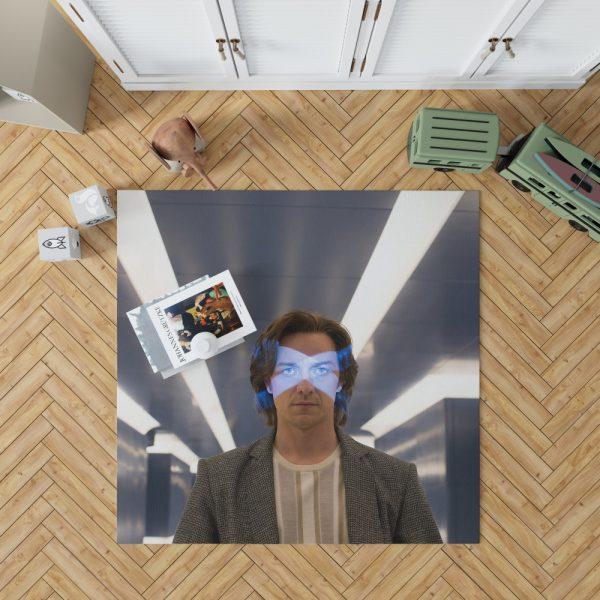 X-Men Apocalypse Movie James McAvoy Professor X Bedroom Living Room Floor Carpet Rug 1