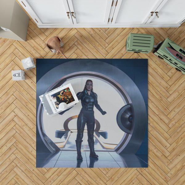 X-Men Apocalypse Movie Jean Grey Sophie Turner Bedroom Living Room Floor Carpet Rug 1