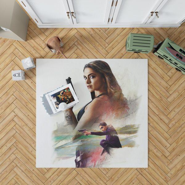 XXX Return of Xander Cage Movie Deepika Padukone Bedroom Living Room Floor Carpet Rug 1
