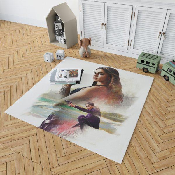 XXX Return of Xander Cage Movie Deepika Padukone Bedroom Living Room Floor Carpet Rug 2