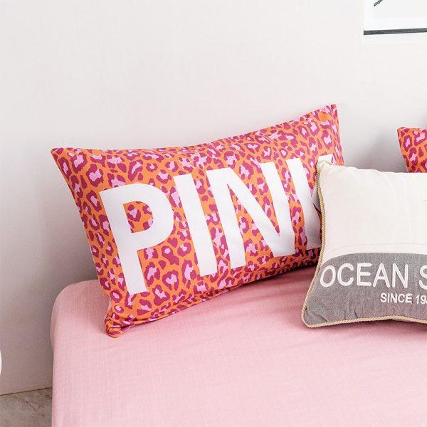 Awesome Victoria Secret Pink Bedding Comforter Set 3