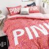 Awesome Victoria Secret Pink Bedding Comforter Set 4
