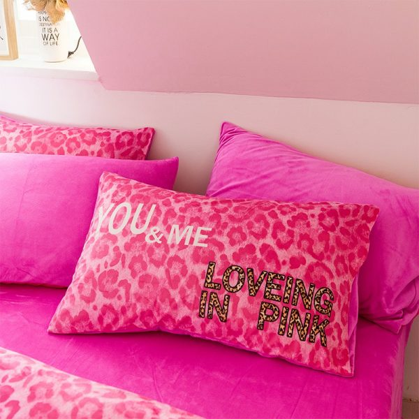 Brand Pink Victorias Secret Bed Set Queen Size 2