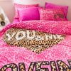 Brand Pink Victorias Secret Bed Set Queen Size 4