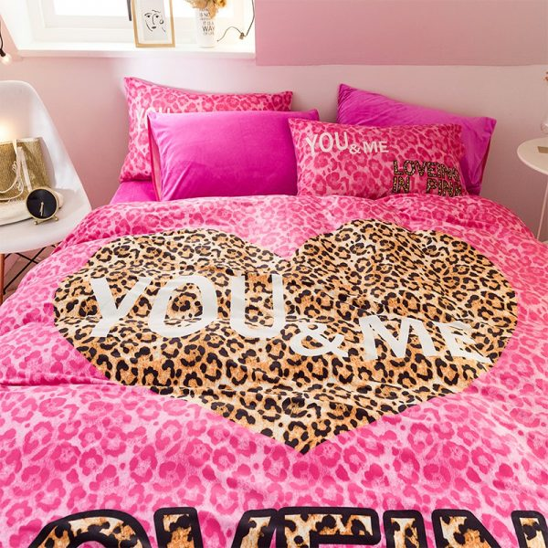 Brand Pink Victorias Secret Bed Set Queen Size 7