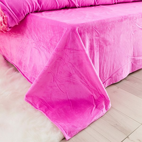 Brand Pink Victorias Secret Bed Set Queen Size 9