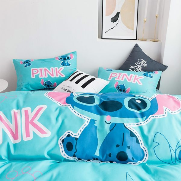 Girls Victoria Secret Pink Queen Bedding Set 2