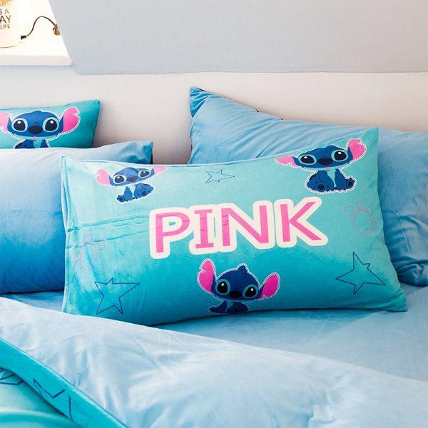 Pink Comforter Set Victorias Secret Queen 3