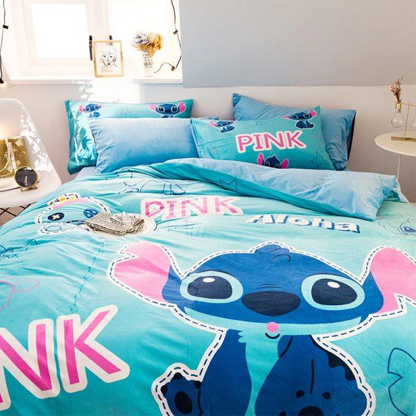 Pink Comforter Set Victorias Secret Queen 4
