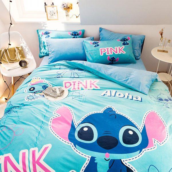 Pink Comforter Set Victorias Secret Queen 6