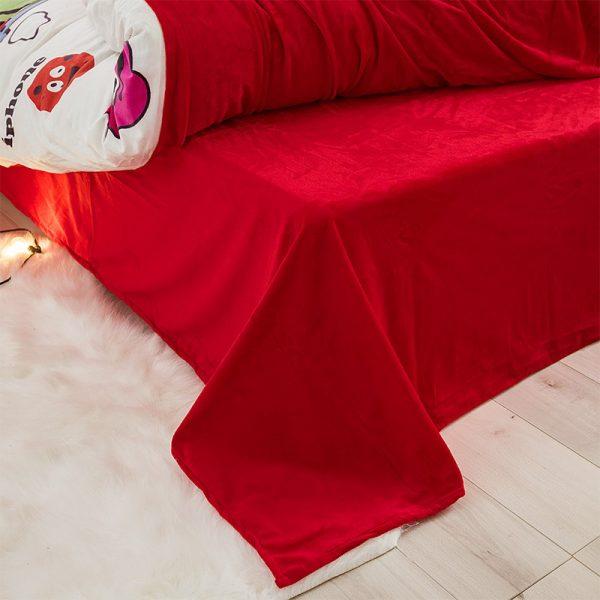 Pink Victoria Secret for Girls Bedding Set 7