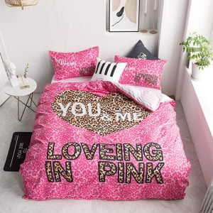 Pink by Victoria Secrets Bedding Queen Size Set
