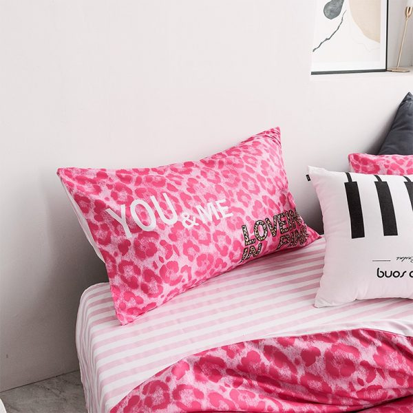 Pink by Victoria Secrets Bedding Queen Size Set 5