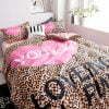 Pink by Victoria Secrets Queen Bedding Set 3