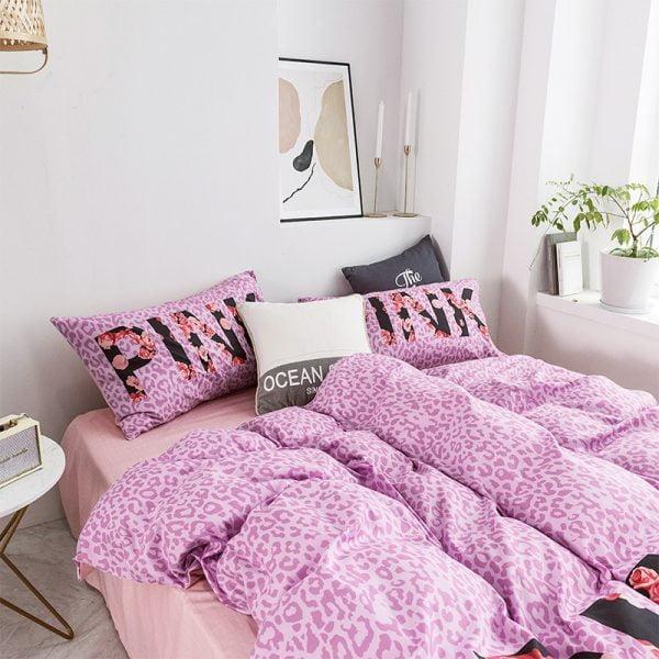 Victoria Secret Pink Modern Bedding Set 2