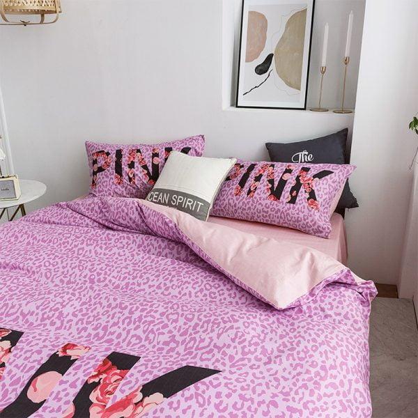 Victoria Secret Pink Modern Bedding Set 6